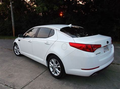 Kia Optima Ex Gdi 2013 Sell Used 2013 Kia Optima Ex Gdi Sedan In Springfield