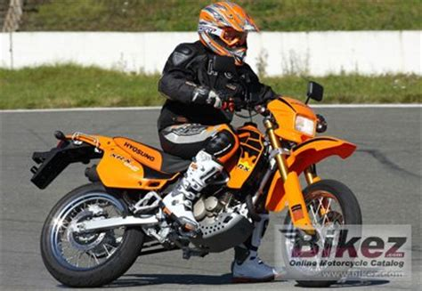 Hyosung Rx125 Supermoto 2008 hyosung xrx 125 supermoto specifications and pictures