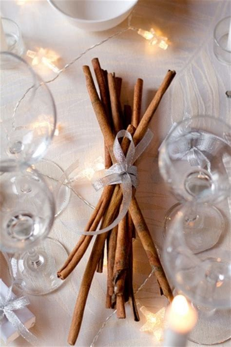 Cinnamon Sticks For Decoration by 38 Aromatic Cinnamon D 233 Cor Ideas For Digsdigs