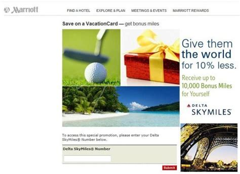Marriott Gift Cards Promotion - marriott gift card bonus points more value or lower cost with skymiles loyalty traveler