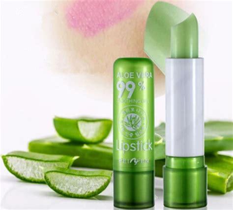 Jual Plant Extract Lip Balm aloe vera 99 soothing moisture lip balm 11street malaysia lipsticks