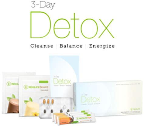 Neolife Healthy Detox by Neolife The Word Is Out