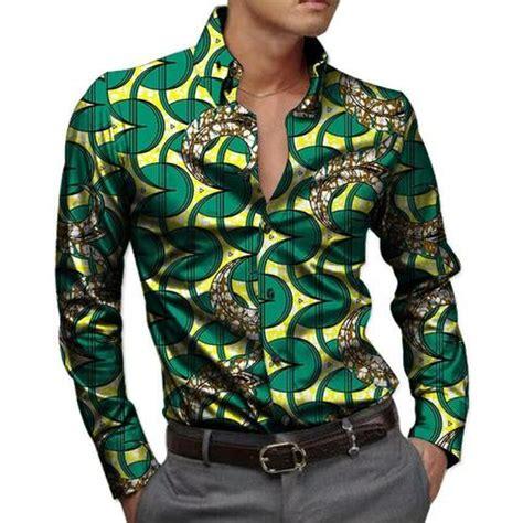 african kitenge shirts african men traditional clothing kitenge dashiki le