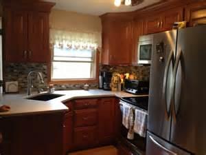 Kitchen Fixtures Salem Nh Cabinets Allen And Roth Quartz Countertop