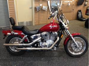 2001 Honda Shadow 2001 Honda Shadow Spirit For Sale On 2040motos