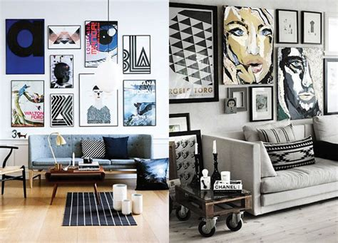 Secrets To Creating The Perfect Masculine Art Wall