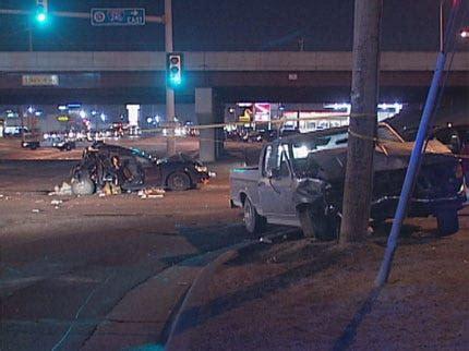 child killed  critically injured  southwest okc wreck newscom oklahoma city