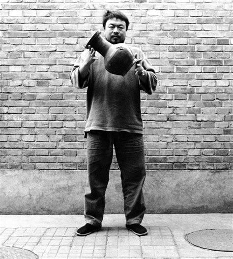 Ai Weiwei Breaking Vase by The Broken Million Dollar Vase Ai Weiwei Delivery