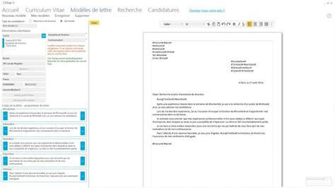 Création De Cv by Sle Cover Letter Exemple De Lettre De Motivation Quand