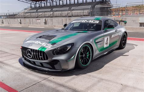 mercedes amg mercedes amg gt4 is ready to race the torque report