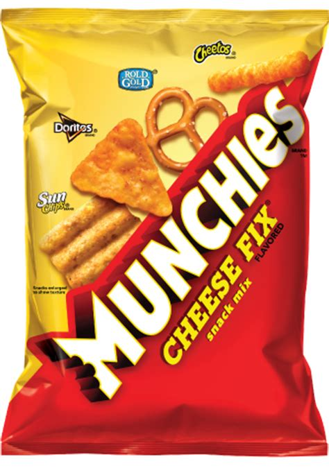 hot chips mix munchies 174 cheese fix 174 flavored snack mix