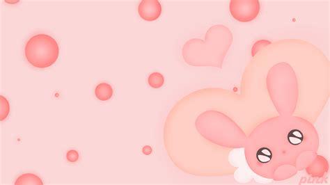 Wallpaper Pink Rabbit | pink bunny wallpaper by msexecutive on deviantart
