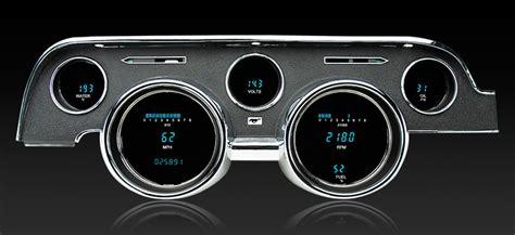 mustang digital speedometer 1968 ford mustang digital instrument system