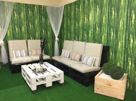 Hermoso  Mesas De Madera Para Jardin #4: Muebles-palets-terraza-1030x773.jpg