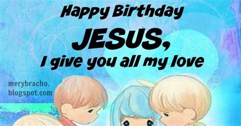 happy birthday jesus  give    love christian card  christian cards