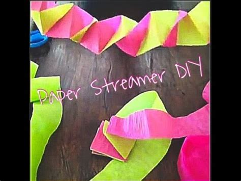 Ideas To Decorate With Streamers by Paper Streamer Decorations