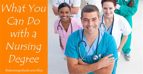 What Can You Do With A Nursing Degree And Mba applying to nursing school archives find nursing schools