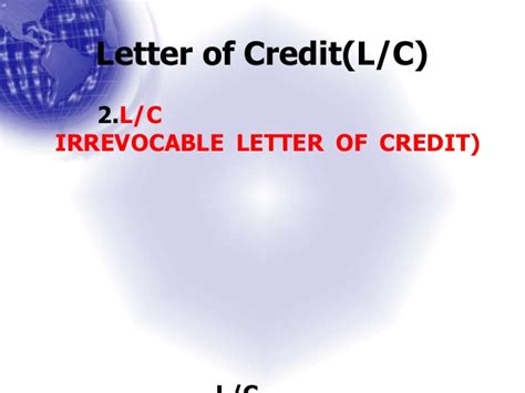 Letter Credit Transhipment การค าระหว างประเทศ
