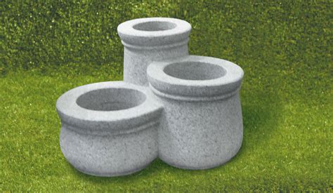 vasi in granito 187 vasi da giardino in granito granulati zandobbio