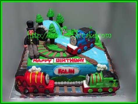 Kue Ulang Tahun 24cm 300rb the tank engine jual kue ulang tahun