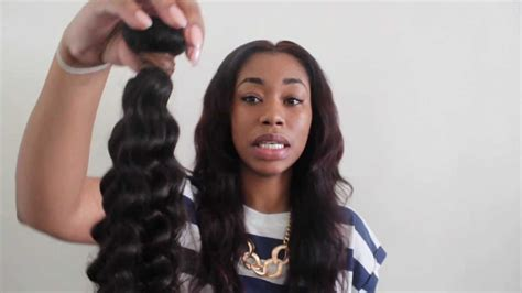 queen lovely hair products ltd reviews aliexpress hair initial review unboxing featuring queen