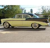 1956 CHEVROLET BEL AIR 4 DOOR HARDTOP  70908