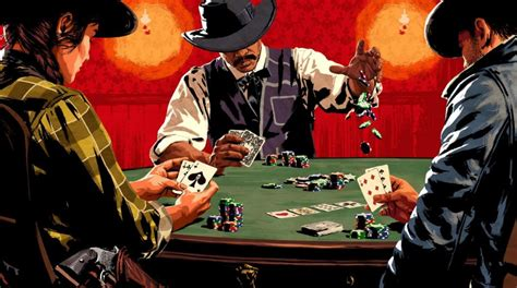 poker   missions arrive  red dead   tools  roleplayers coming  summer