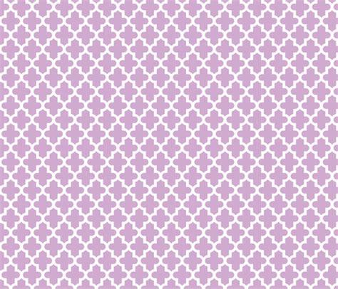 lilac purple moroccan fabric sweetzoeshop spoonflower