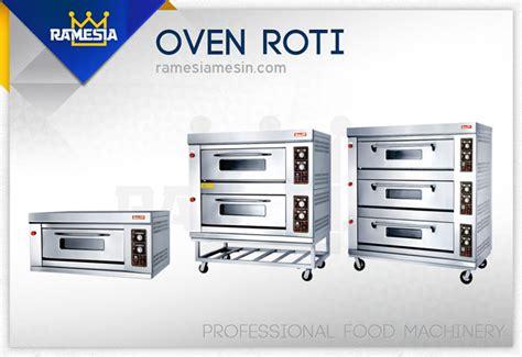 Mesin Oven Roti oven gas murah paling murah dan berkualitas by ramesia
