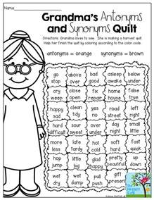 color synonym a way to review antonyms and synonyms plans
