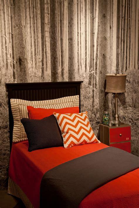 bedroom forest wallpaper forest wallpaper for room wallpapersafari