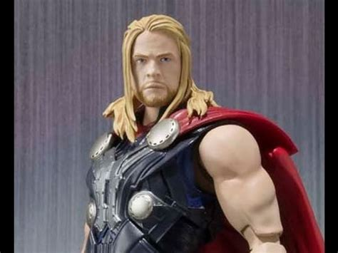 Shf The Age Of Ultron Thor Kw s h figuarts thor age of ultron my thoughts