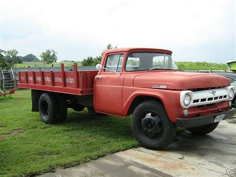 57 Ford Truck by 57 Ford Farm Truck Ford And Mercury Trucks