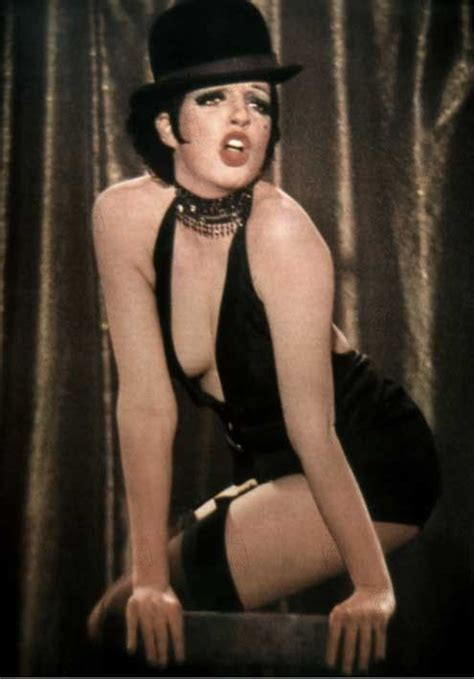 Liza Minelli Needs A New Stylist by Liza Minnelli In Quot Cabaret Quot 1972 On The Telly