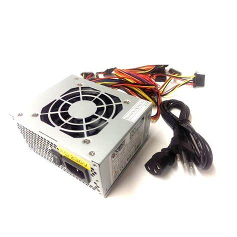 alimentatore mini atx micro alimentatore mini atx 500 watt ventola 8cm silent on