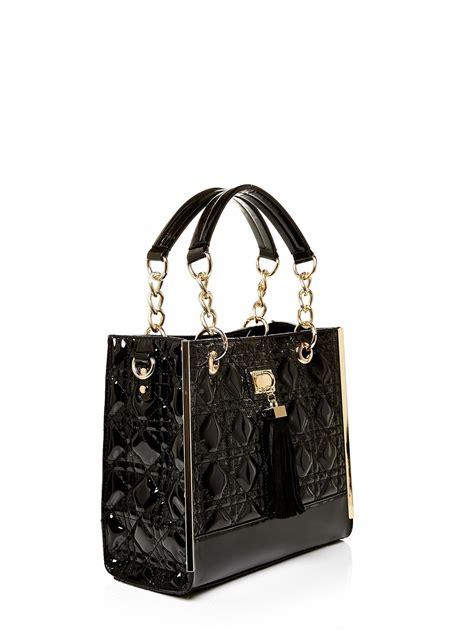 Dixonsbag From Moda In Pelle by Moda In Pelle Coltonbag Smart Handbag In Black Lyst