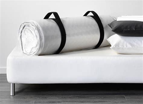 matratze 70x200 moshult foam mattress memory foam mattress topper 100mm