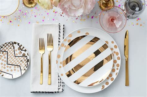 setting the table for four ideas for easy stylish table settings