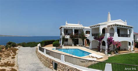 Appartments Menorca by Apartments In Menorca With Sea View