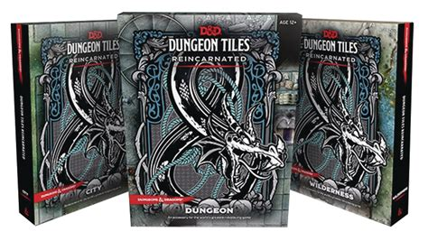 d d dungeon tiles reincarnated wilderness books d d dungeon tiles reincarnated boardgamejunkies