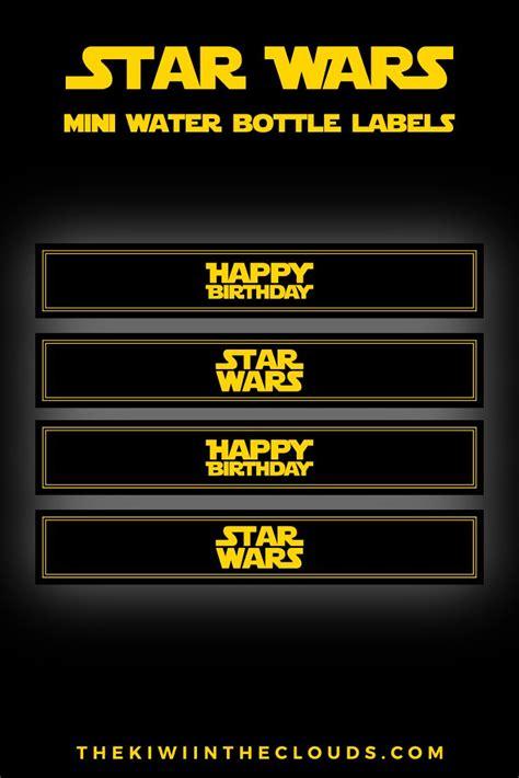 printable star wars star wars party printables a no stress way to a galactic