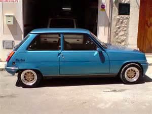 Renault 5 Alpine Turbo Alpine Turbo Kit Images