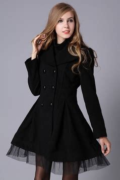 Dress Fashions Import 375 cheap fashion trench coats for pinkqueen
