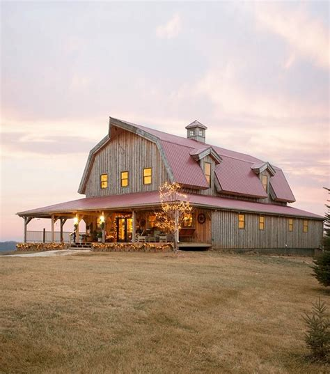 25 best ideas about pole barn house kits on