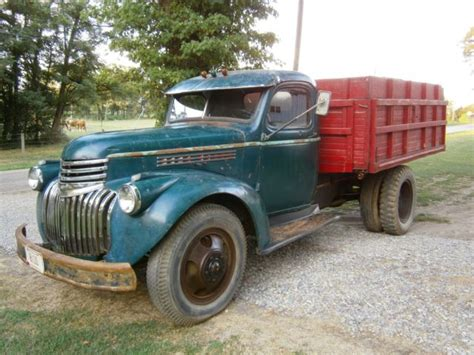 1946 chevrolet truck for sale 1946 chevrolet 1 5 ton truck for sale chevrolet other