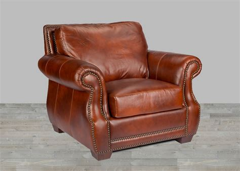 Alligator Chair by Anchor Bay Collection Top Grain Leather Sofa In Sg Scotch With Alligator Embossing Traditional