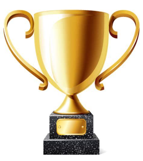 championship trophy clipart
