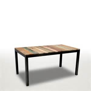 meuble indstriel table de salle 224 manger style factory