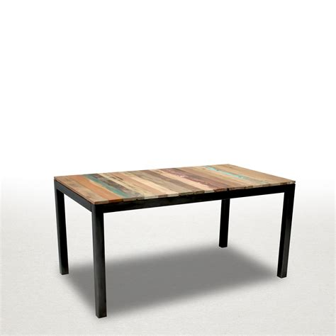 Table De Salle 0 Manger by Table Salle A Manger Style Loft Digpres