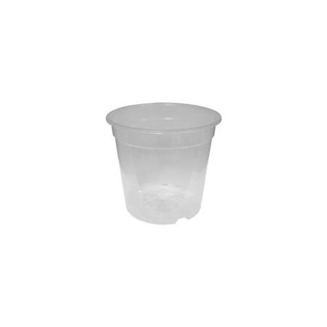 vaso plastica trasparente vaso in plastica trasparente per orchidee da 216 9cm